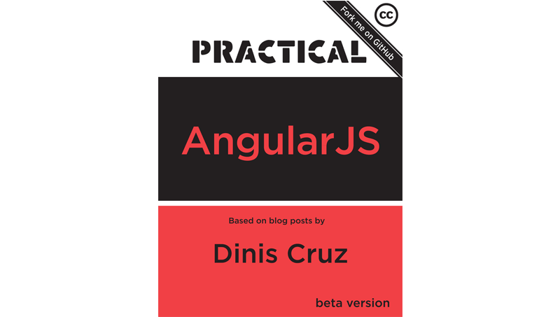 Cover book: Practical AngularJS
