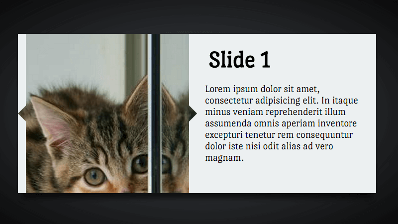 Demo Image: CSS Hover Slider