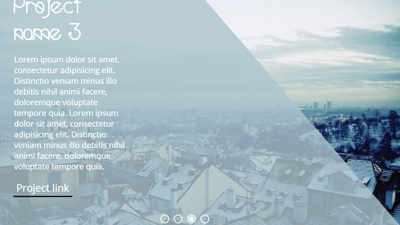 Demo Image: Fullscreen Drag-Slider With Parallax