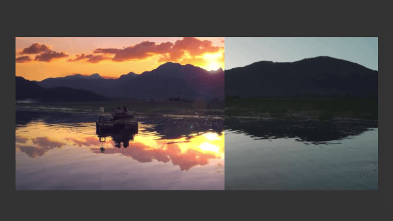 Demo Image: HTML5 Video Before-and-After Comparison Slider