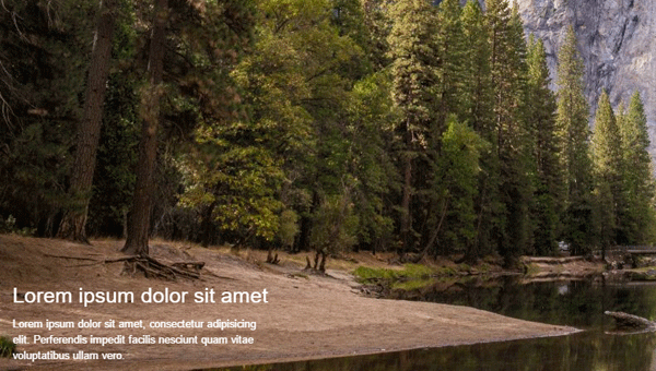 Demo Image: Only CSS Slideshow Effect