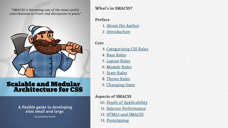 Cover Image: Scalable And Modular Architecture For CSS