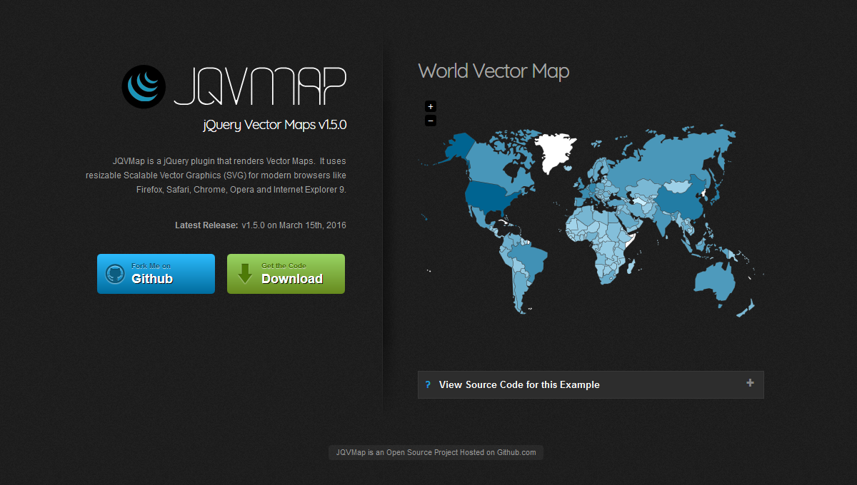 Post thumbnail: 16 jQuery Map Plugins