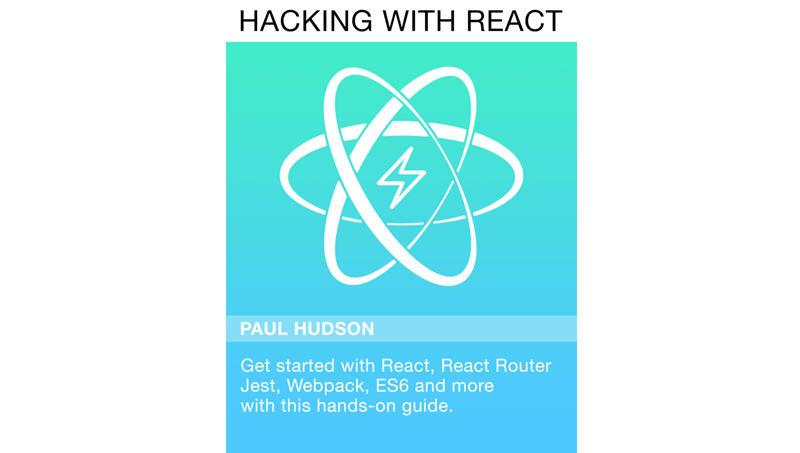 Cover book: Hacking With React
