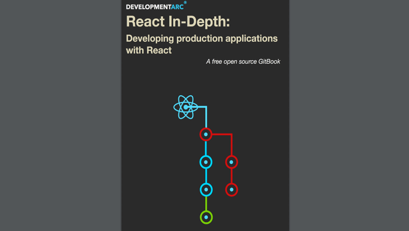 Cover book: React In-depth: An Exploration Of UI Development