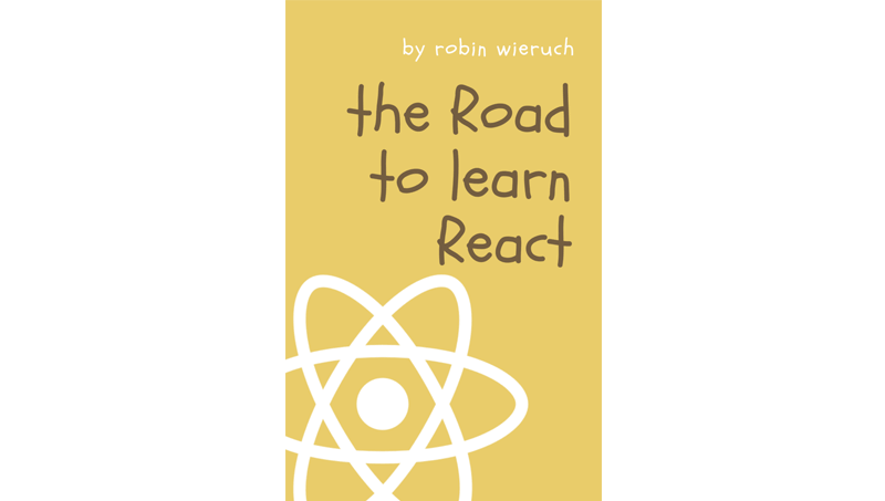 Cover book: The Road To Learn React