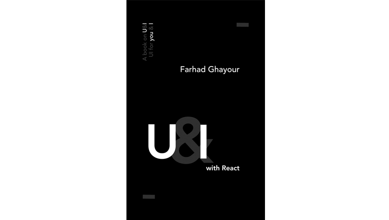 Cover book: U&I With React