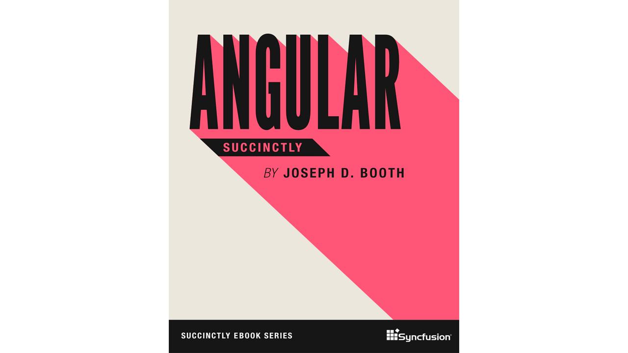 24 Angular Books