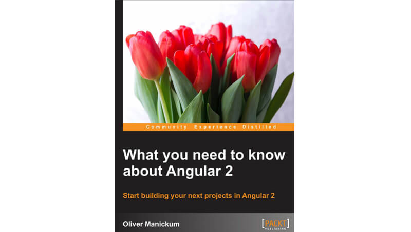 Cover book: What you need to know about Angular 2
