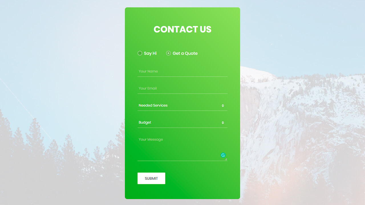 thumb image: Bootstrap Forms