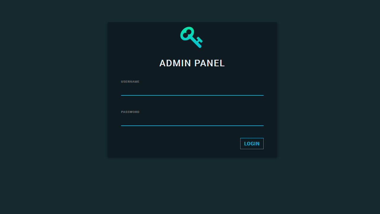 Demo image: Bootstrap Login Page