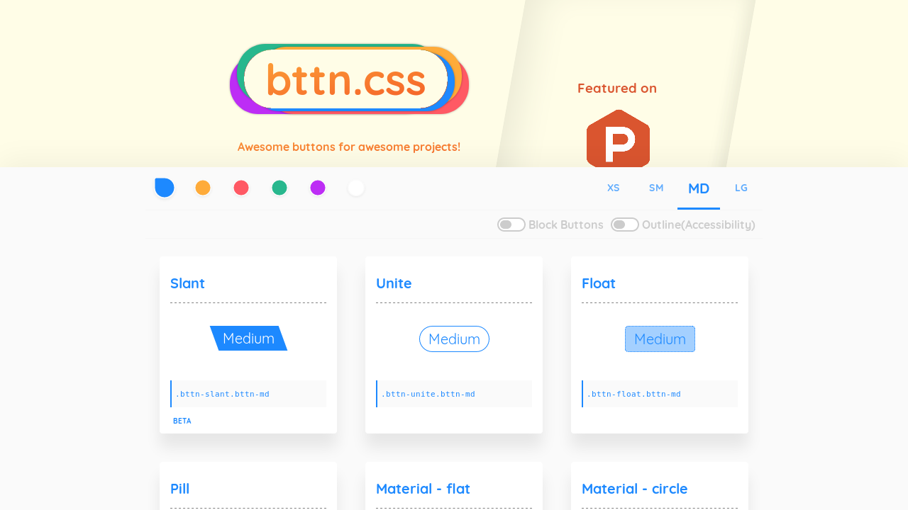 thumb image: Button Libraries