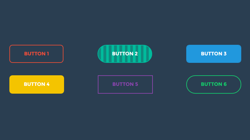 Demo Image: CSS Buttons