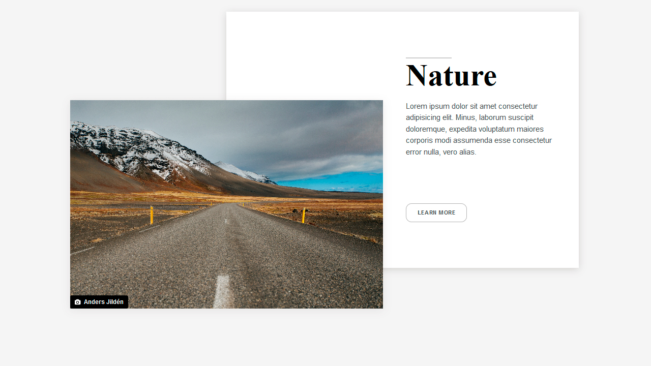74 CSS Cards