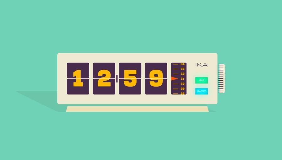 43 CSS Clocks