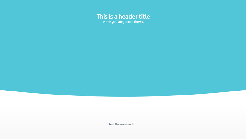 60 CSS Headers and Footers