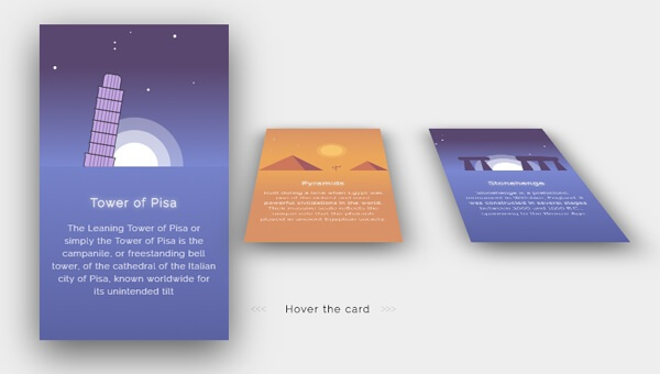 39 CSS Hover Effects