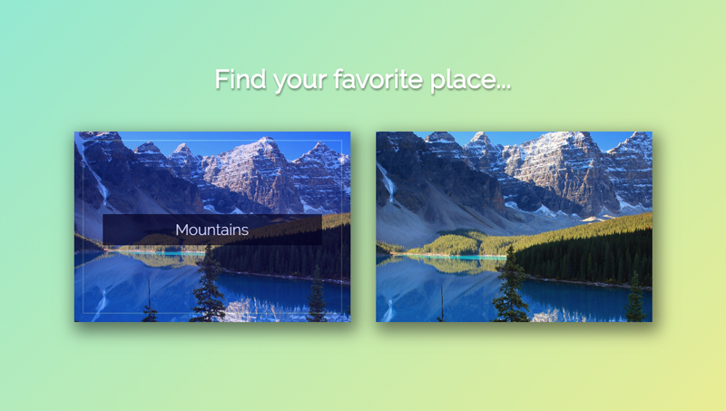 90 CSS Image Effects