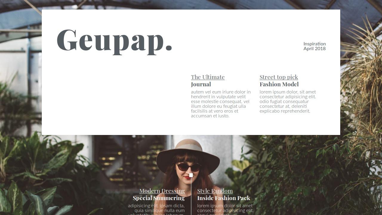 42 CSS Magazine Layouts