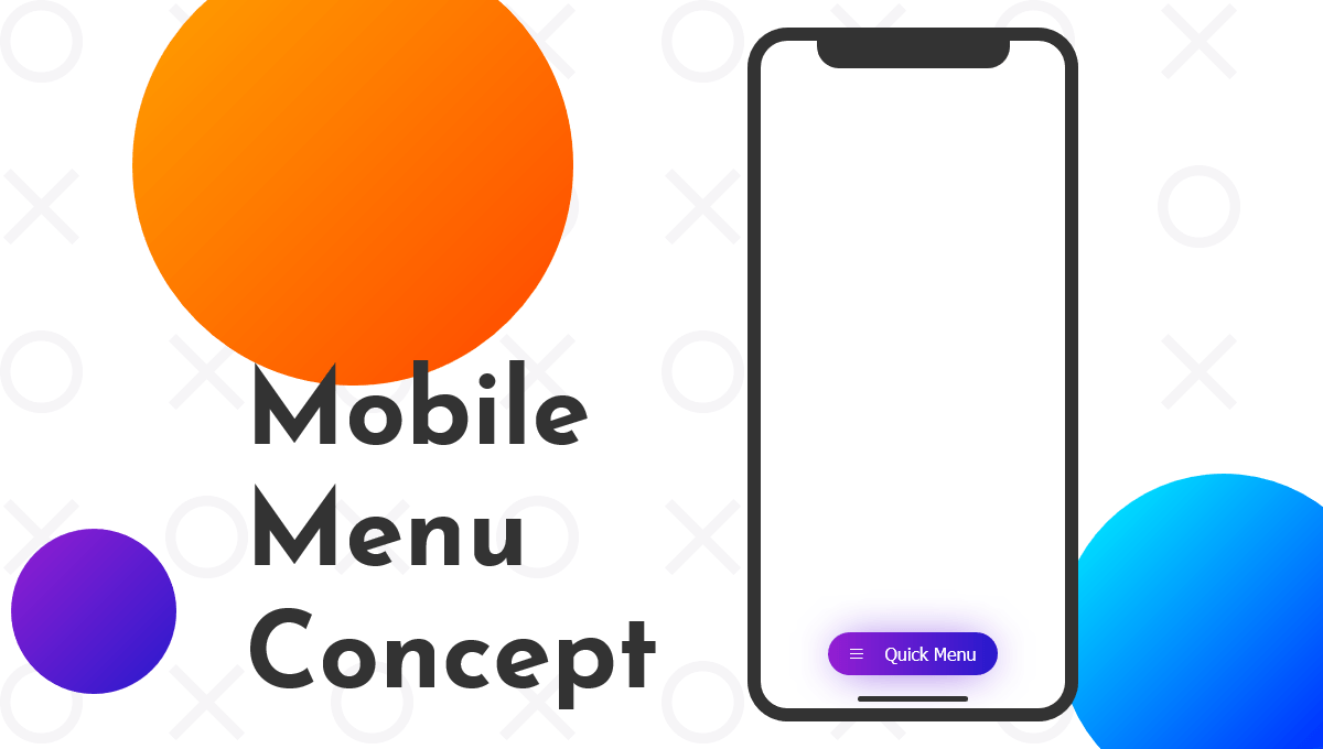 Collection of free HTML and CSS mobile menu code examples. Update of October 2018 collection. 1 new item.
