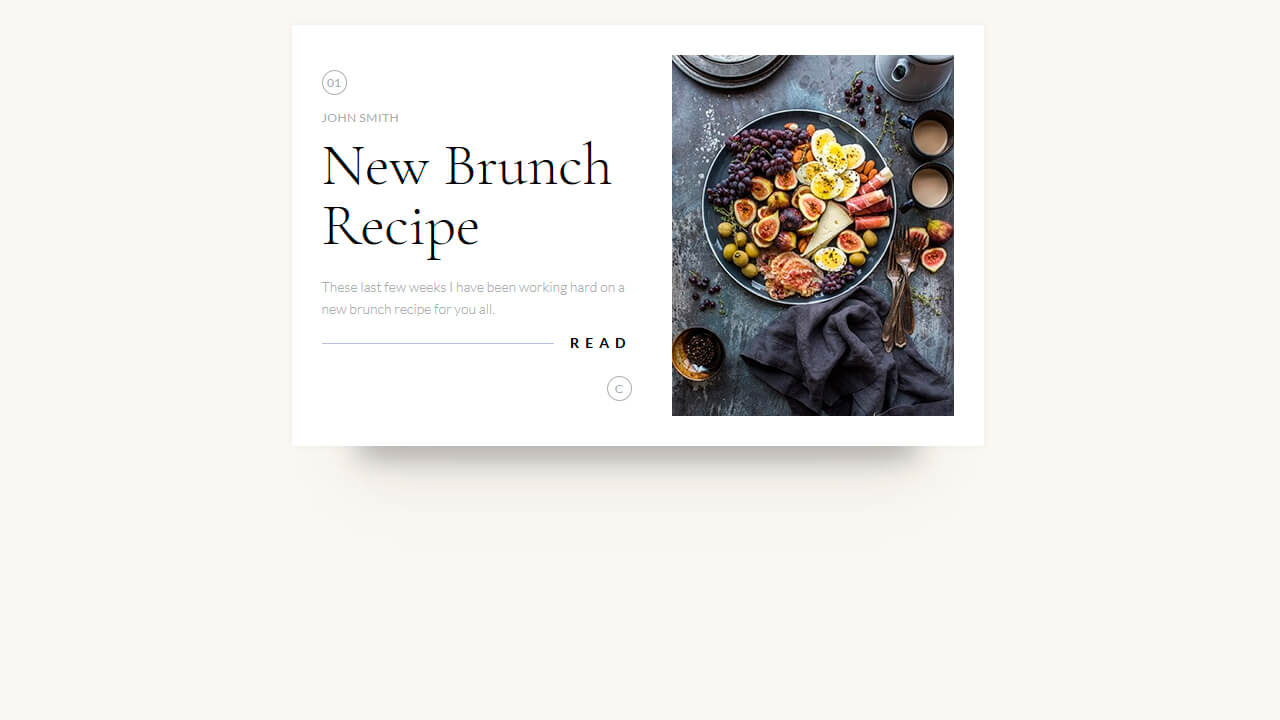 thumb image: Recipe Cards