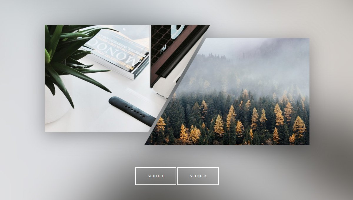 Demo image: CSS-only Image Slider Using SVG Patterns
