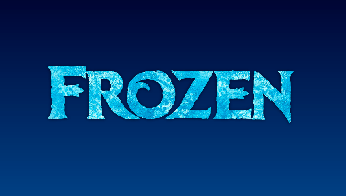 Demo image: CSS Only Frozen Text