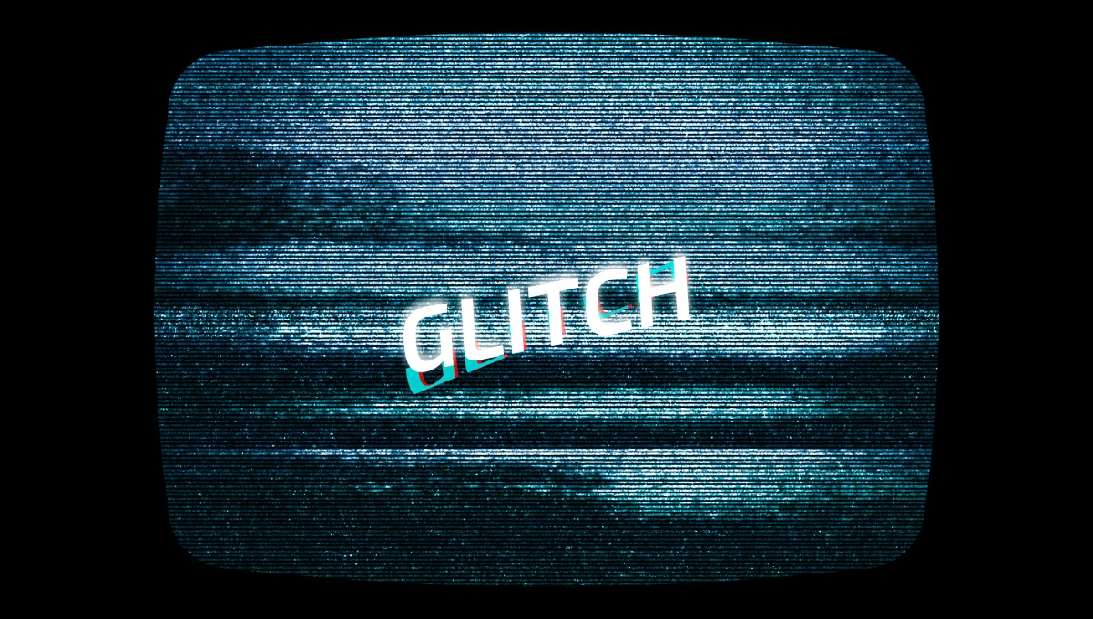 12 CSS Text Glitch Effects