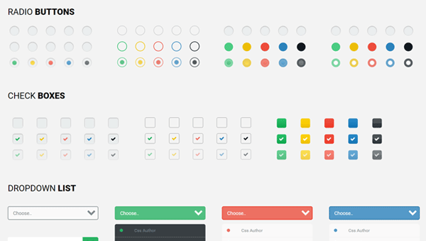 48 HTML UI Kits