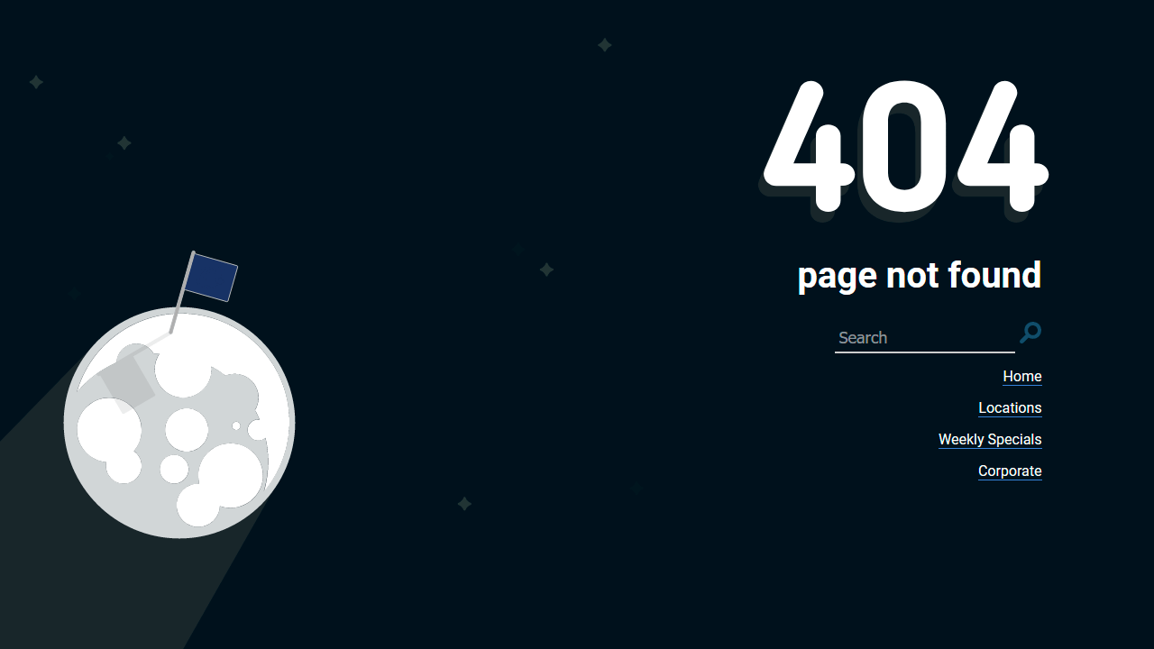 39 HTML 404 Page Templates