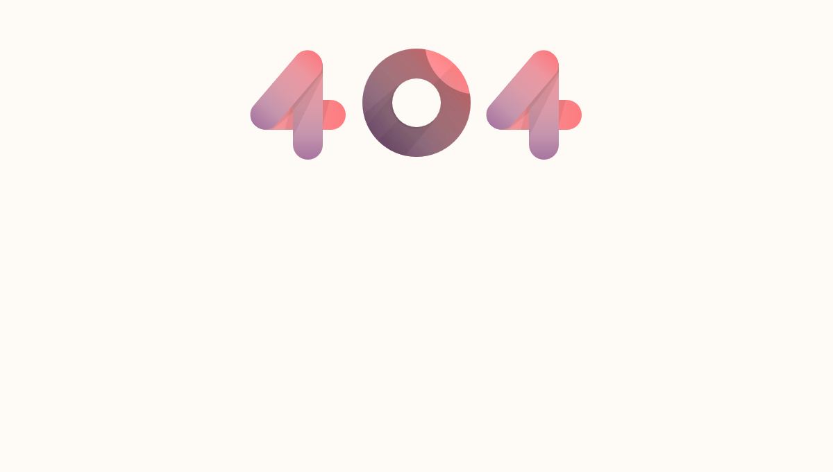 Demo image: 404 Error Example #2