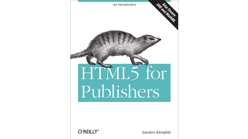 Cover Image: HTML5 For Publishers