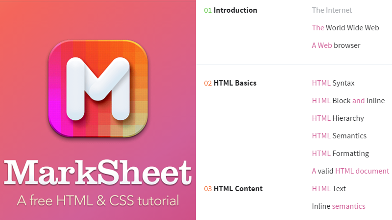 34 free html and css books cover image marksheet fandeluxe Image collections