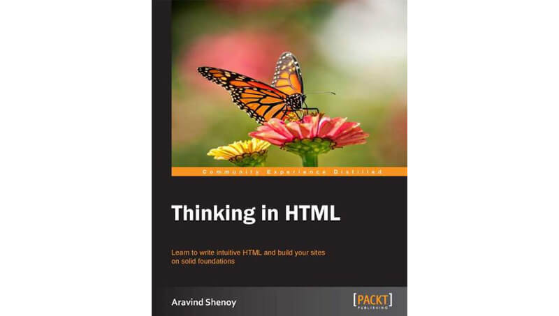 Cover Image: Thinking in HTML