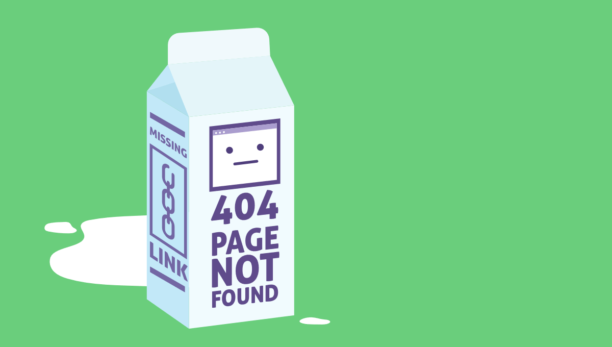 25 HTML Funny 404 Pages