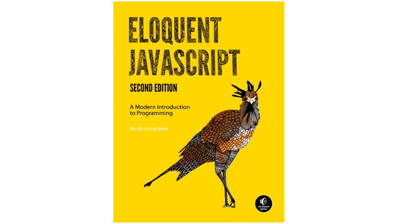 Cover Image: Eloquent JavaScript