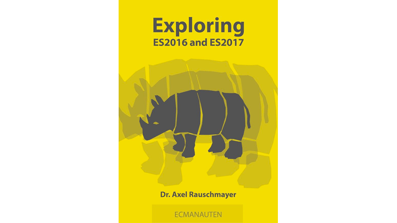 Cover Image: Exploring ES2016 and ES2017
