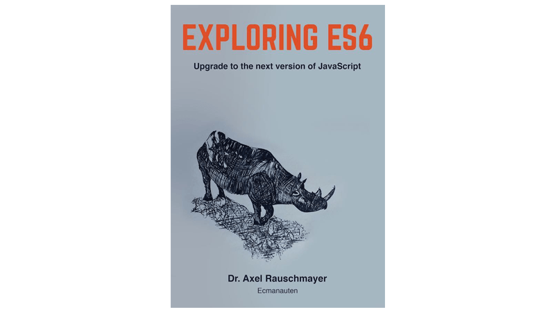 Cover Image: Exploring ES6