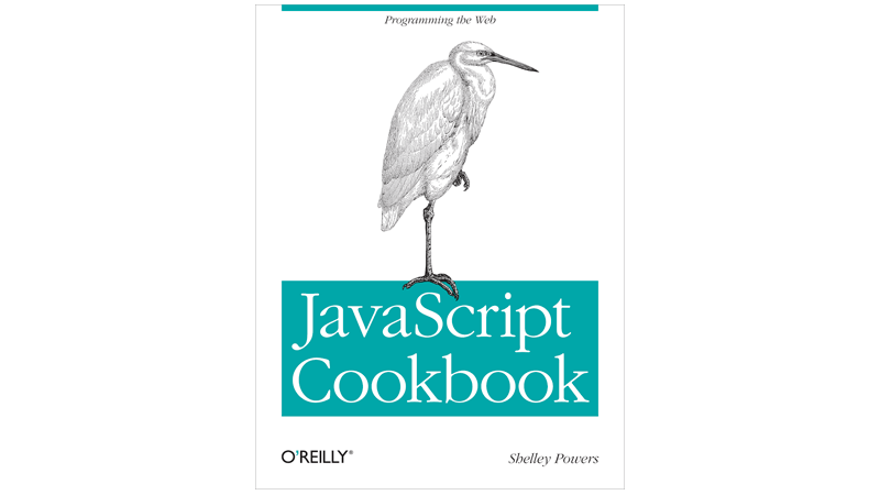 Cover Image: JavaScript Cookbook