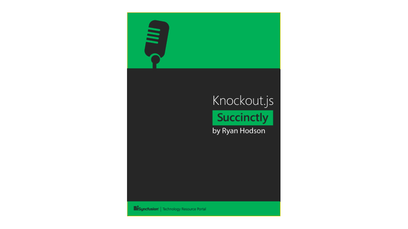 Cover Image: Knockout.js Succinctly