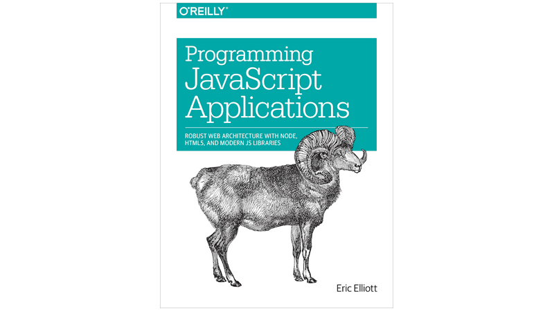 Cover Image: Programming JavaScript Applications