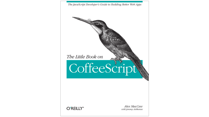 Cover Image: The Little Book On CoffeeScript