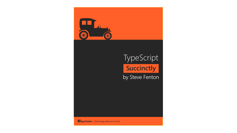 Cover Image: TypeScript Succinctly