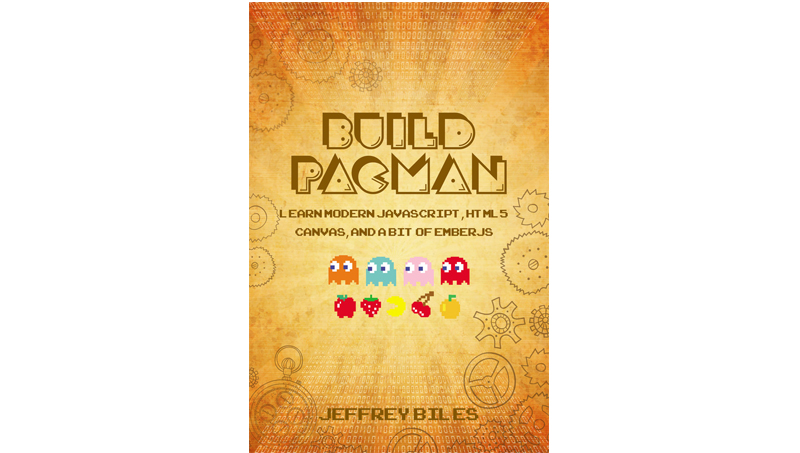 Cover book: Build Pacman