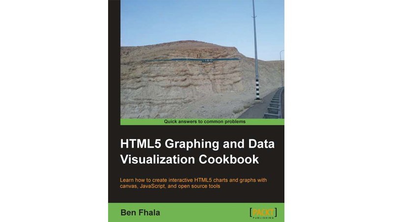 Cover book: HTML5 Graphing And Data Visualization Cookbook