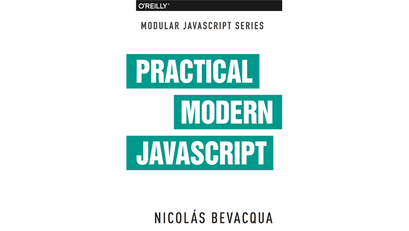 Cover book: Practical Modern JavaScript