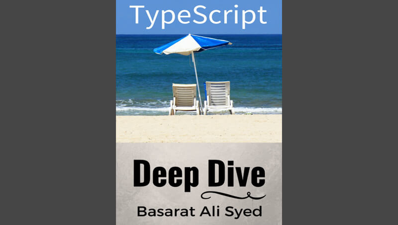 Cover book: TypeScript Deep Dive