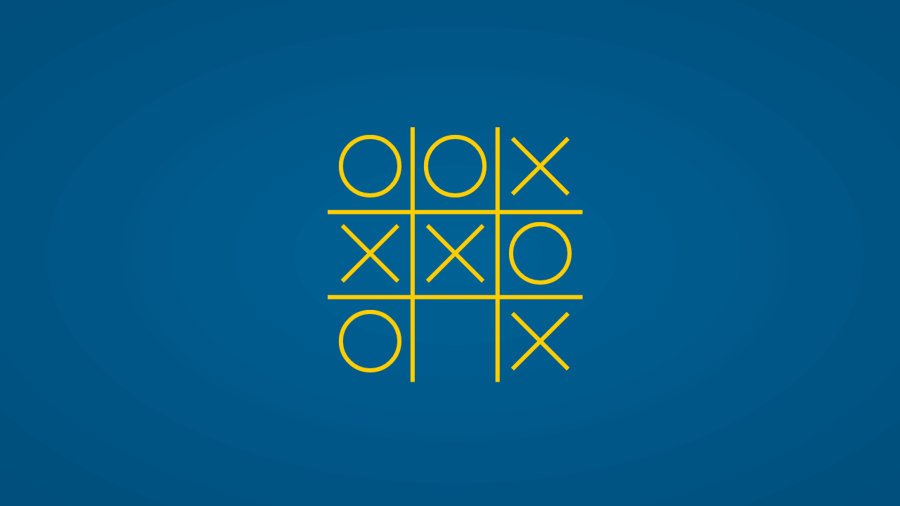 Demo image: Tic Tac Toe