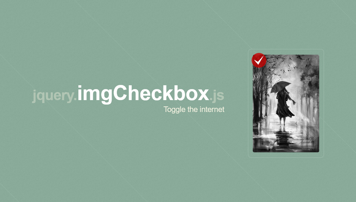 Collection of free jQuery checkbox plugins: simple, nested, multiple, for images, for tables and other checkboxes.