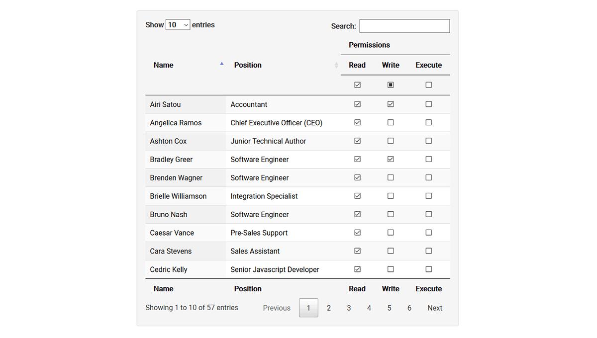 19 jQuery Checkbox Plugins